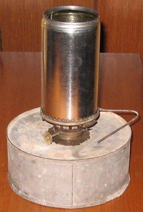 Mini Kerosene Heaters From Around The World