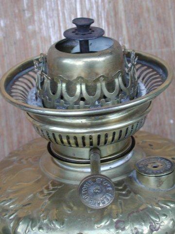 The L Amp B Lamp Belge Or Belgian Lampe