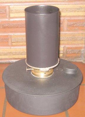 Making a chimney - Repairing leaks in the font - European mini-heaters