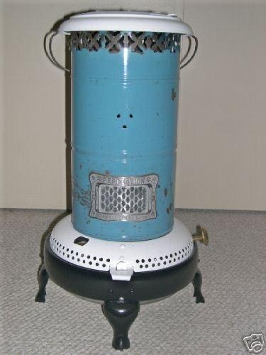 Vanity: Kerosene heater guide