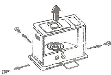 how to change a wick in a kerosene heater
