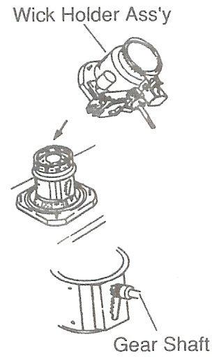 Kerosene Heater Wick Replacement