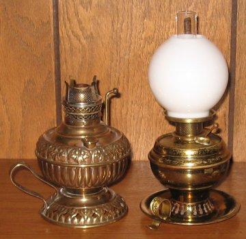 Photos, lamps and lanterns